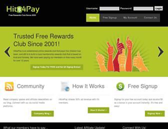 Thumbshot of Hits4pay.com