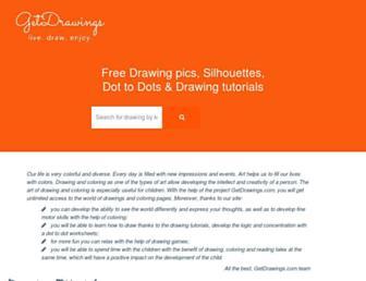getdrawings.com screenshot