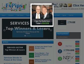 Thumbshot of Fxpips.com