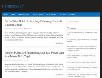 penablog.com screenshot