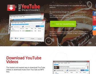 Thumbshot of Youtubedownloader.com