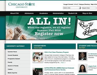 csu.edu screenshot