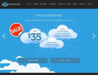 Thumbshot of Cloudatcost.com