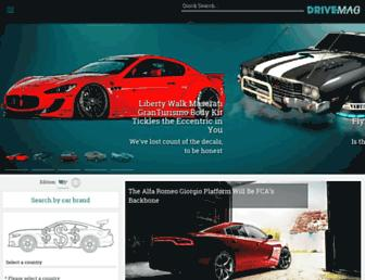 drivemag.com screenshot