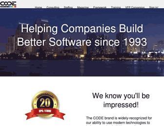 codemag.com screenshot