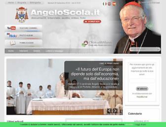 Thumbshot of Angeloscola.it