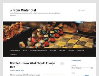 minterdial.com screenshot