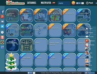 Thumbshot of Thehotgames.com