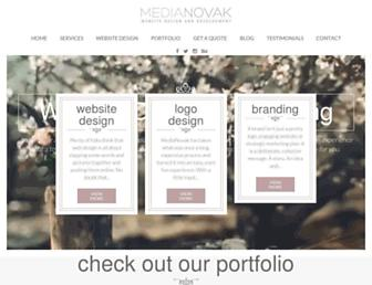 Thumbshot of Medianovak.com