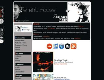differenthouse.com screenshot