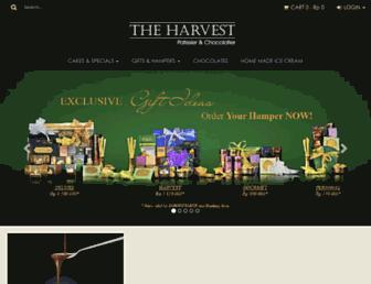Thumbshot of Harvestcakes.com
