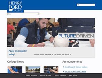 Thumbshot of Hfcc.edu