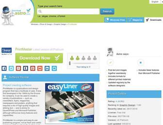 printmaster.en.downloadastro.com screenshot