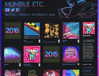mumbleetc.com screenshot