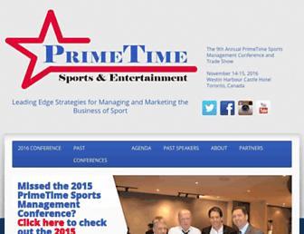 primetimesport.ca screenshot