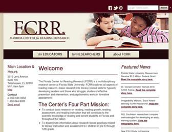 fcrr.org screenshot