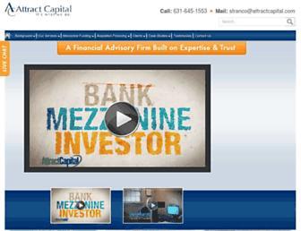 attractcapital.com screenshot
