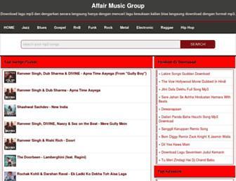 bryancolemusic.com screenshot
