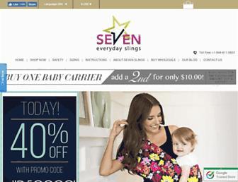 Thumbshot of Sevenslings.com