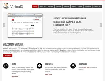 virtualx.sourceforge.net screenshot