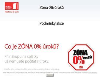 Main page screenshot of bezvavanoce.cz