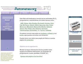 automatas.org screenshot