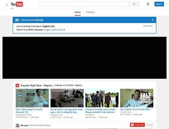 youtube.ng screenshot