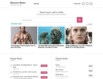 retroandmusic.com screenshot