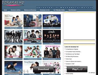 doramashd.com screenshot