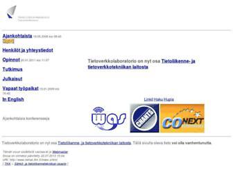 netlab.tkk.fi screenshot