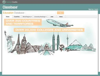 classbase.com screenshot