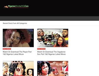 nigerianmovieslatest.blogspot.com screenshot