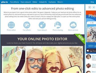 cartoon.pho.to screenshot