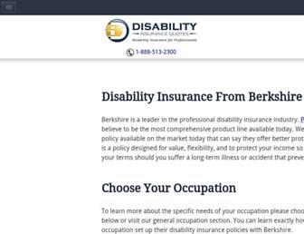 disabilityquotes.com screenshot