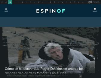 espinof.com screenshot