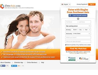 Thumbshot of Idateasia.com