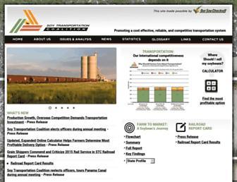 soytransportation.org screenshot