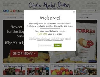 chelseamarketbasket.com screenshot