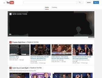m.youtube.com screenshot