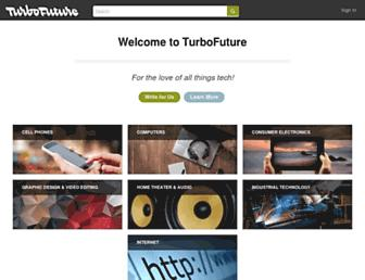 turbofuture.com screenshot