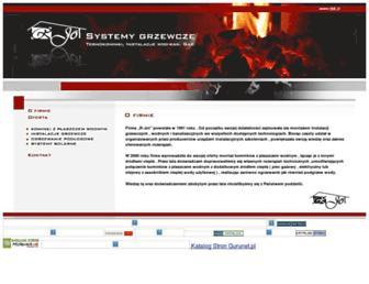 Main page screenshot of rjot.pl