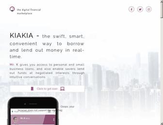 kiakia.co screenshot