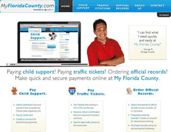 Thumbshot of Myfloridacounty.com