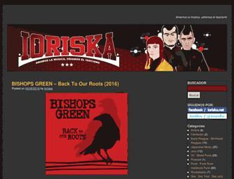 ioriska.net screenshot