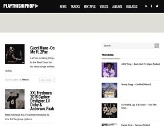 playthishiphop.com screenshot