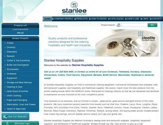 stanlee.com.au screenshot