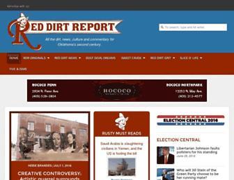 Thumbshot of Reddirtreport.com