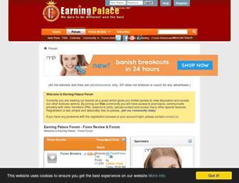Thumbshot of Earningpalace.com