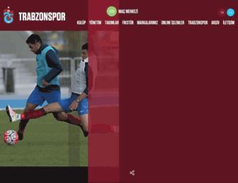 Thumbshot of Trabzonspor.org.tr