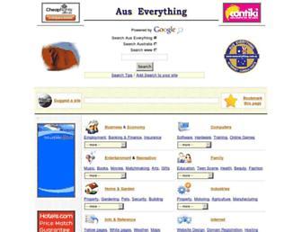 Thumbshot of Auseverything.com.au